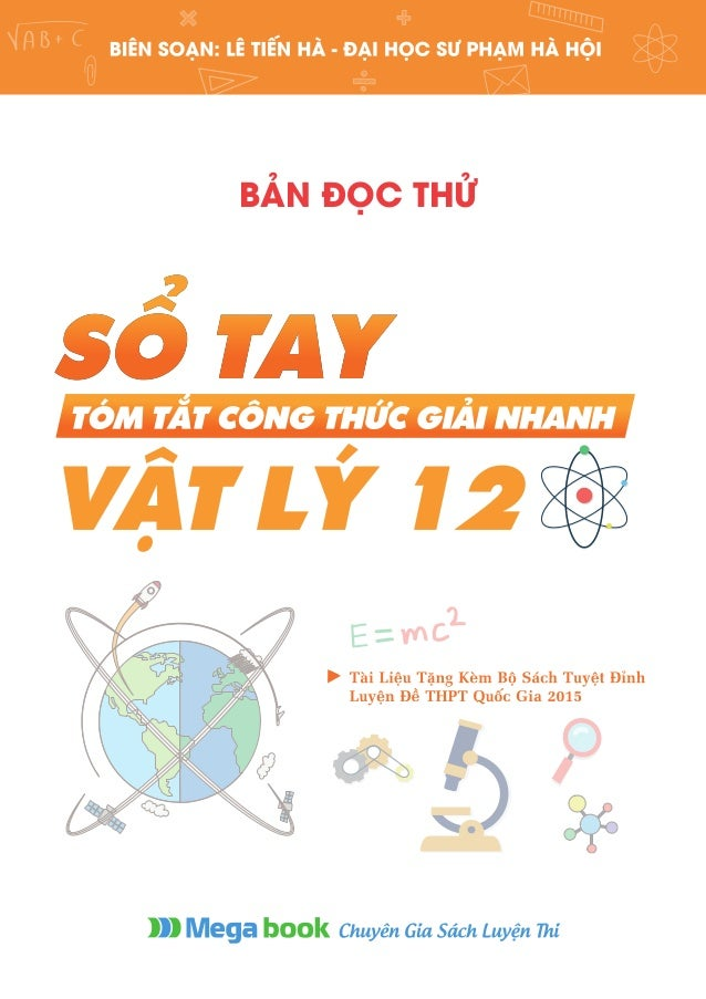 Cuốn sách bộ đề hay nhất dành cho học sinh luyện thi THPT quốc gia năm 2015 BẢN ĐỌC THỬ