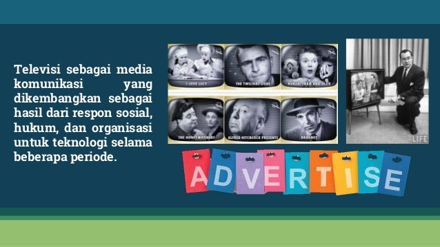 Industri Televisi Slide 3