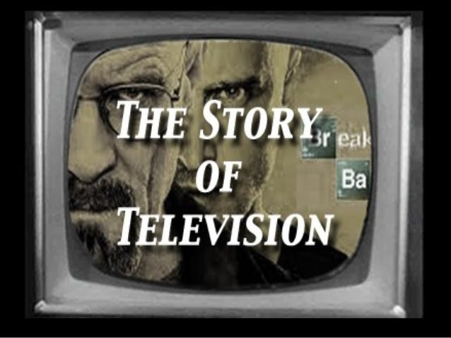 history of telivision The television writing and production program helps students develop a variety  of skills necessary for a career in television.