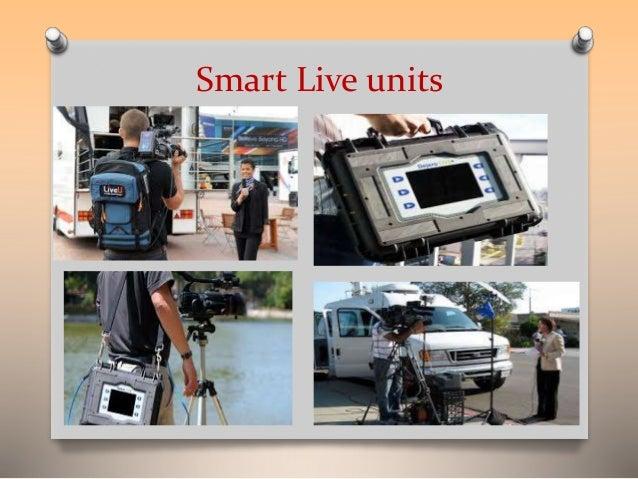 Smart Live units
