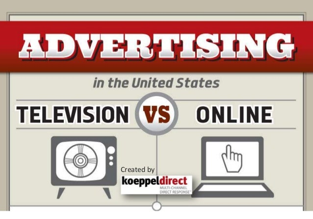 tv advertising vs online advertising Youtube ads are everything tv commercials aren't tv commercials vs youtube there's so much valuable data gained in online advertising that just isn.