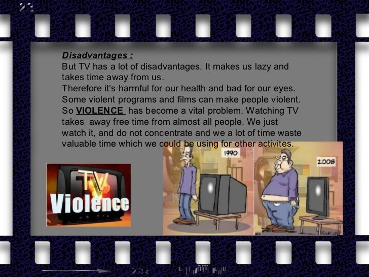 Negative Effects of TV on Teenagers