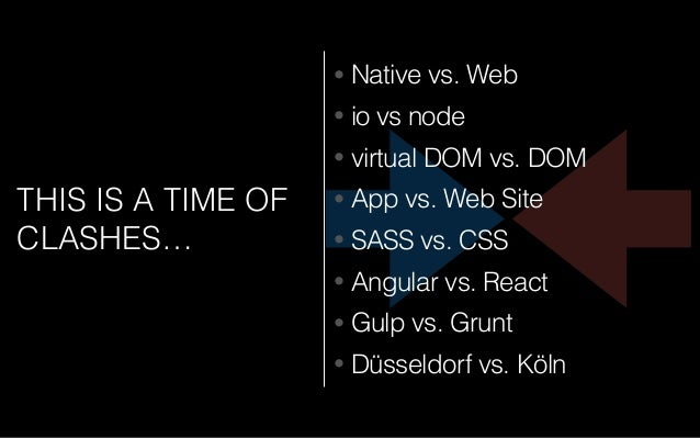 Advancing the web without breaking it - #btconf Slide 3