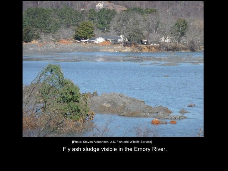 Tva kingston fly ash pond spill photo slide show for Design of ash pond