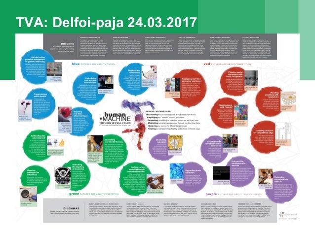 TVA: Delfoi-paja 24.03.2017