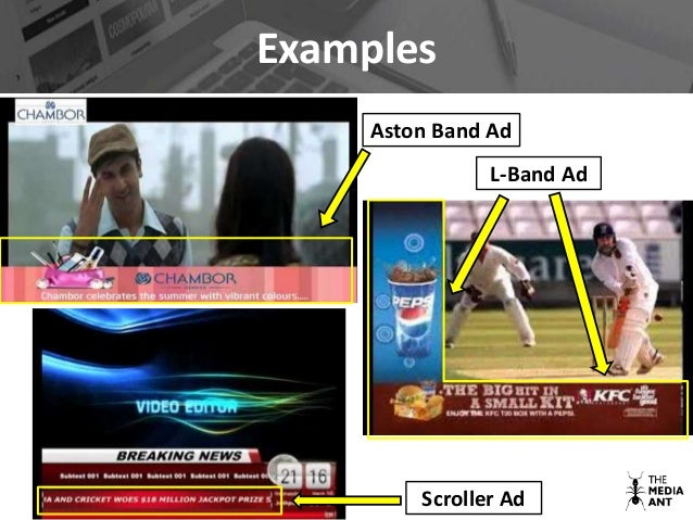 Television Advertisement Examples In India