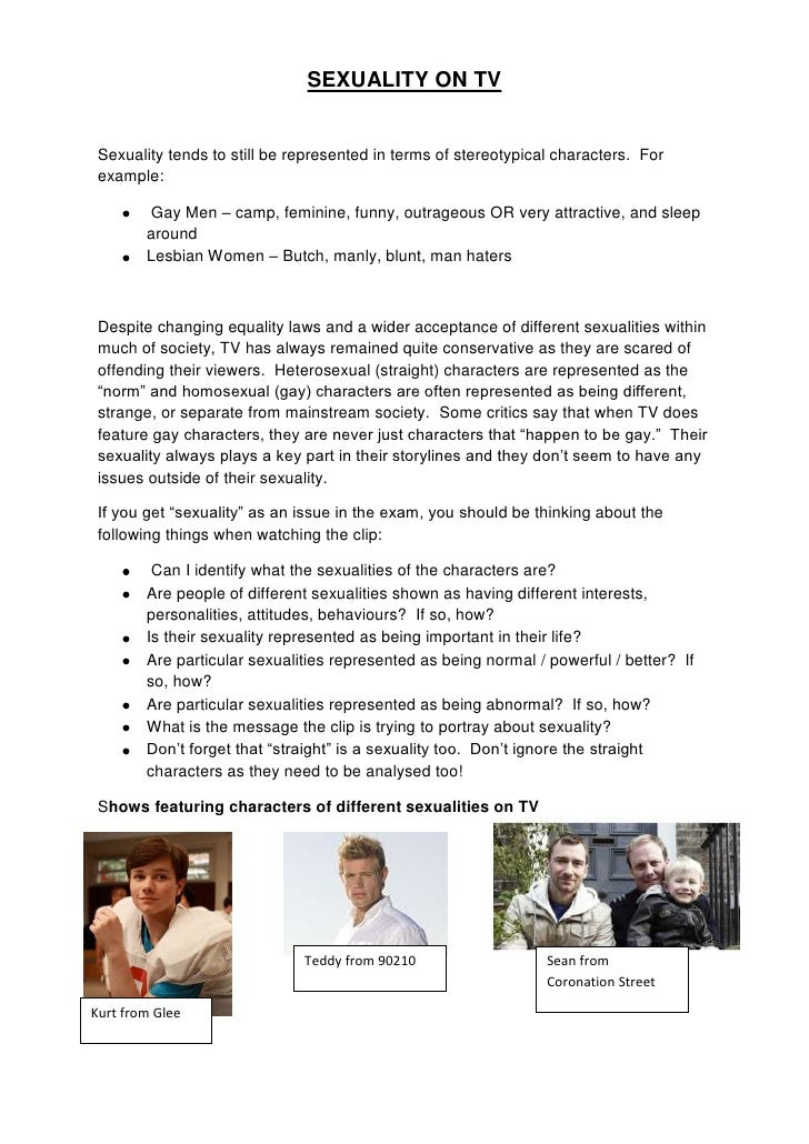 Research Essay LGBT Media