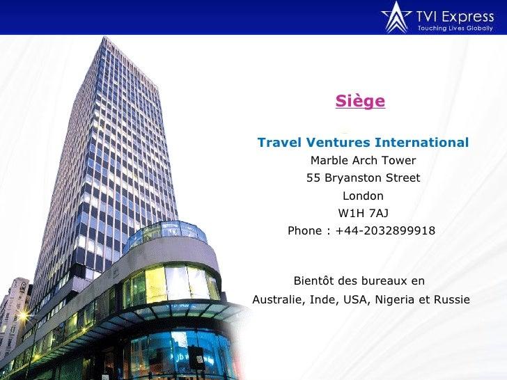 TVI Express - en Francais Slide 3