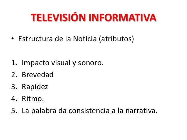 Tv Informativa 1 Clase