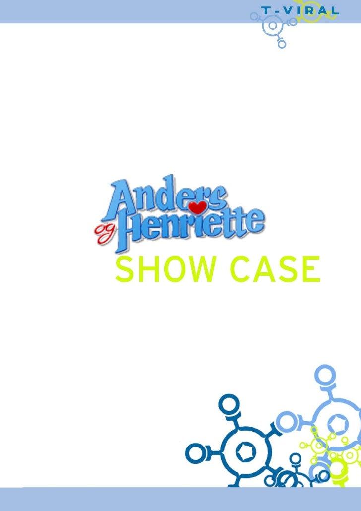 Anders & Henriette - Financial services advertainment