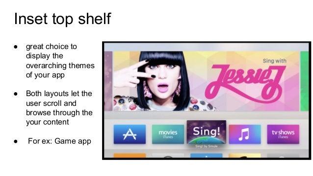 Introduction to tvOS app Development !
