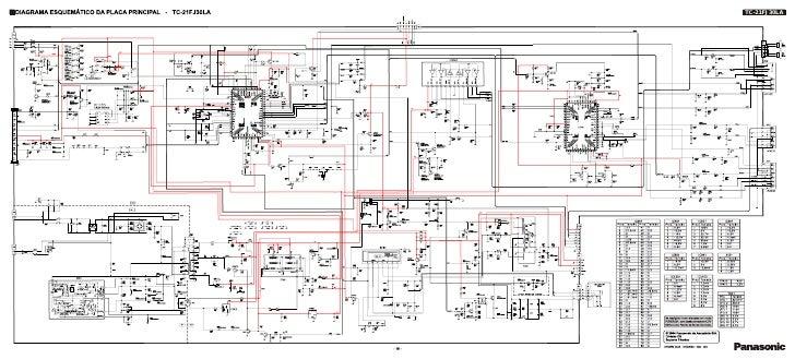 Panasonic Tv Wiring Diagram