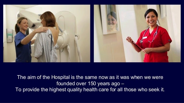 Hospital Of St John St Elizabeth A History Of Excellence In Health