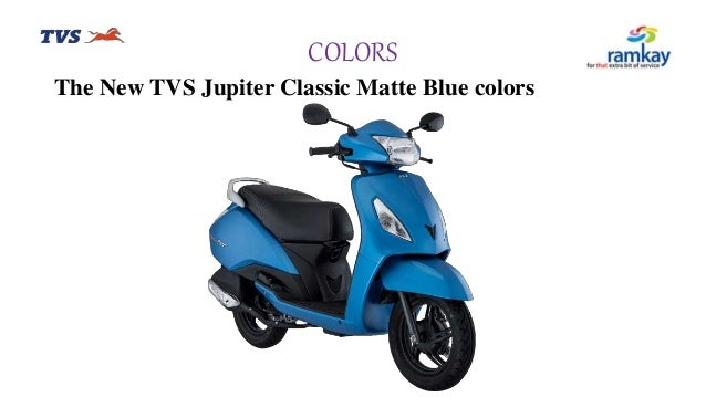 All New Tvs Jupiter Classic Best 110cc Scooter In Its Class