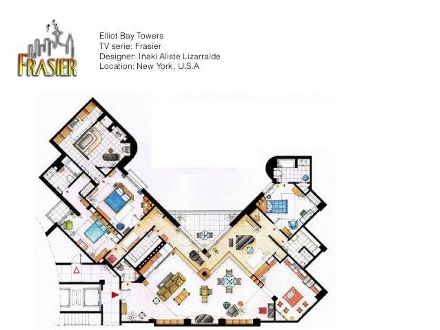 Tv S Most Famus Floor Plans