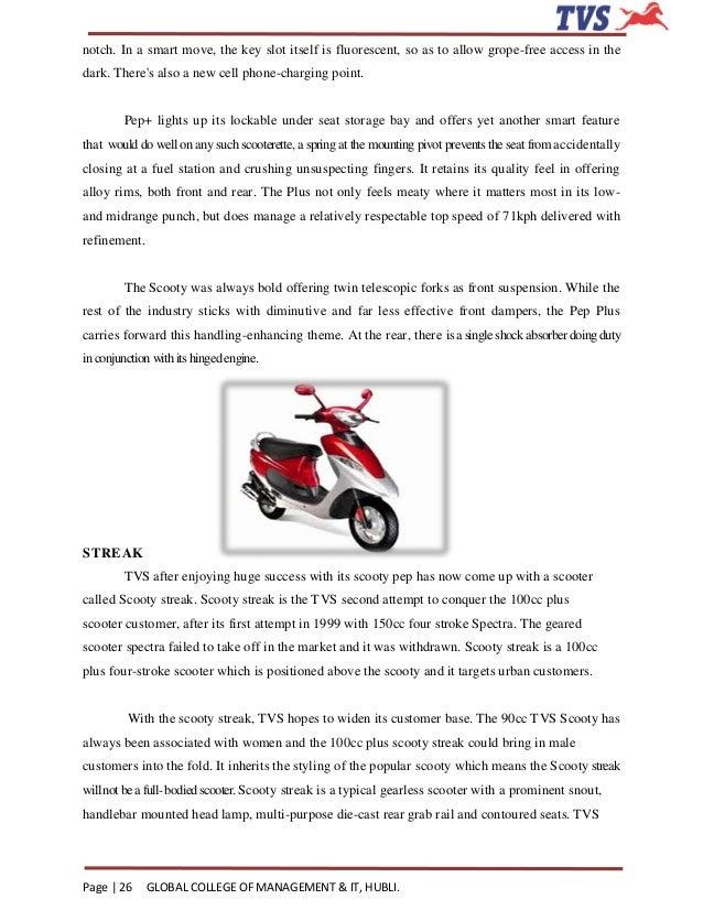 tvs motors rh slideshare net TVs Suzuki TVs Suzuki