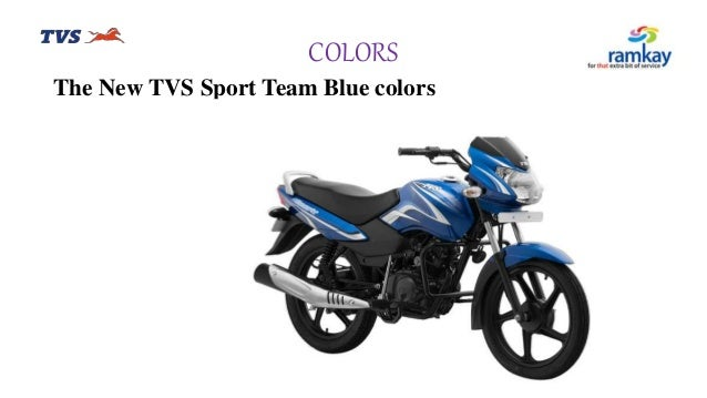 Tvs Sport Price In Chennai With Full Specifications Images Colours