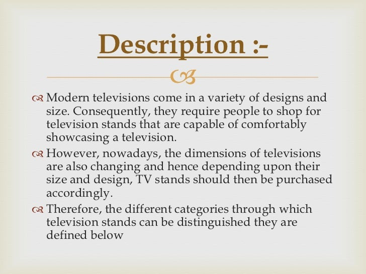 A useful read on different types of tv stands - The reason behind the growing popularity of the contemporary sofa ...