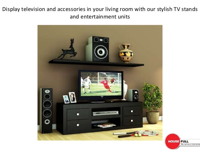 Buy TV Units Online in India at Housefull.co.in