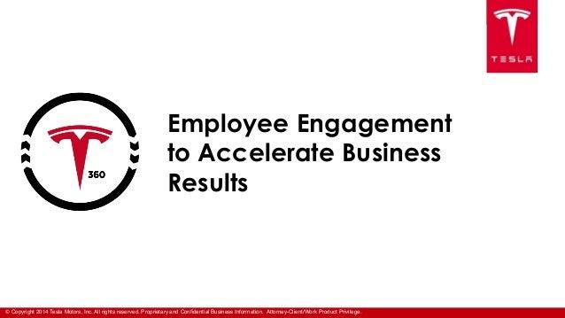 TalentWeek™ Presentation - Tesla - Louis Efron and Juliana Bednarski Slide 3