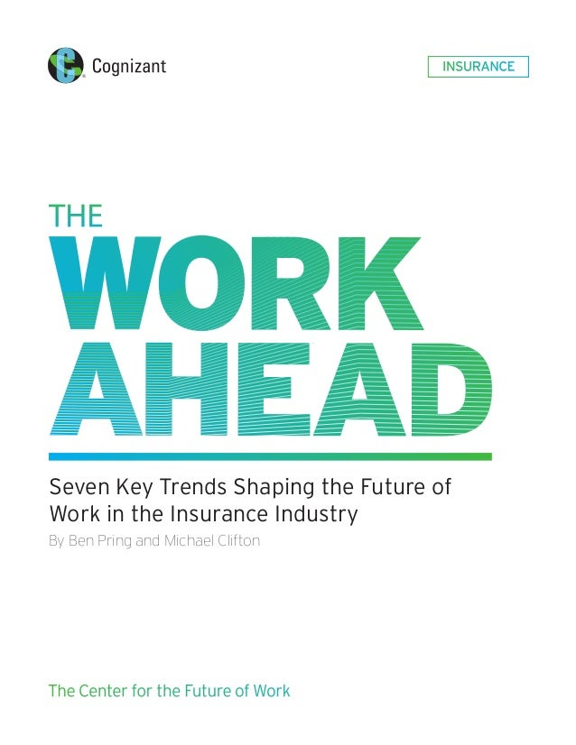 addressing future trends of the insurance Trends in work and family, health insurance  the future impact of technology on the labor  many papers addressing the issue of skill biased technical.