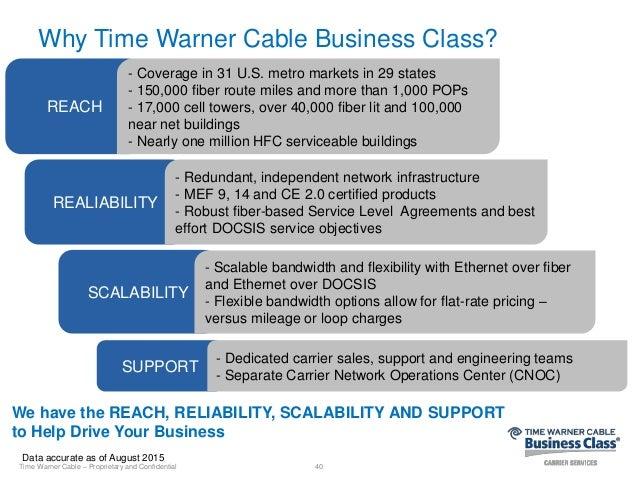 Time Warner Cable Support Texas: TWC Carrier Services Presentationrh:slideshare.net,Design