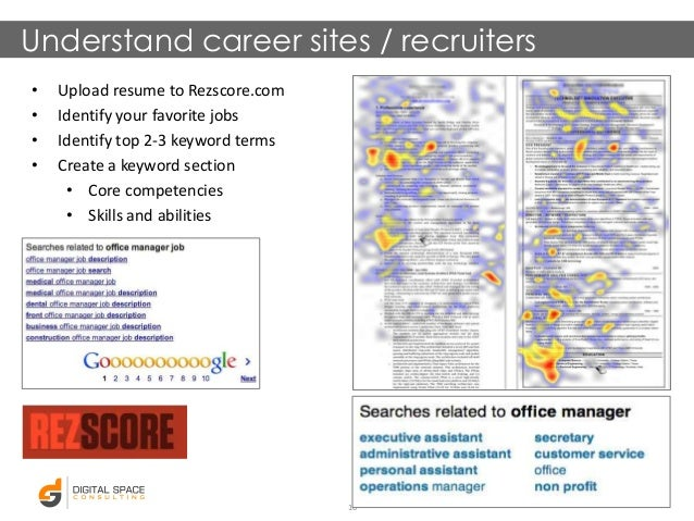 TWC Social Media Job Search Presentation (Texas Workforce Commission)