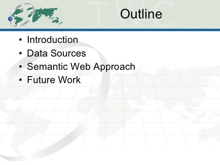 Semantic Water Quality - Ping Wang Slide 3