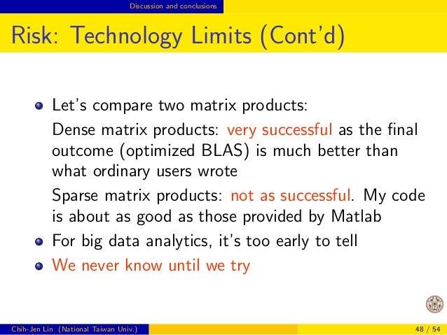 Opportunities Successful examples?  Example: CTR Prediction  De