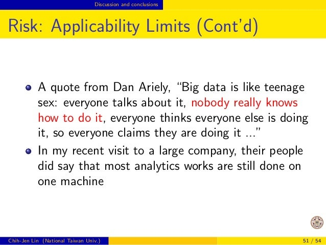 Opportunities Design of big-data algorithms  Outline  3 Opportunities  Lessons from past developments in one machine  Succ...