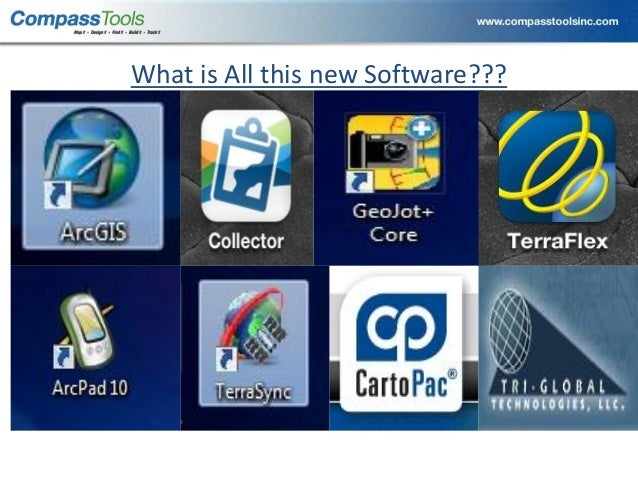 What is All this new Software???