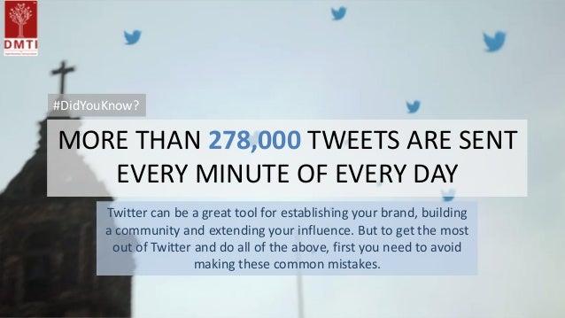 Tweet Mistakes Slide 2