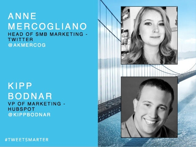 #TweetSmarter Webinar 2.0: Learn from the Experts How to Drive More Conversions on Twitter Slide 2