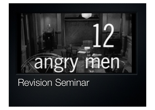 12 angry men critical thinking barriers Critical thinking skills necessary researching and using reason to gather an intelligent conclusion about the world is critical thinking critical thinking and.