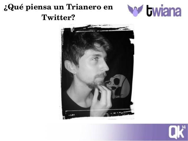 Monitorización de Twitter total con Twiana Slide 3