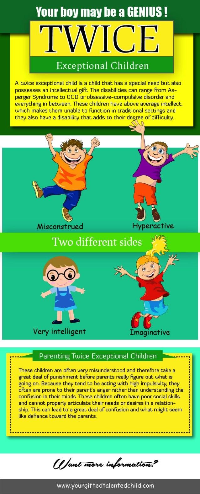 Twice Exceptional Children