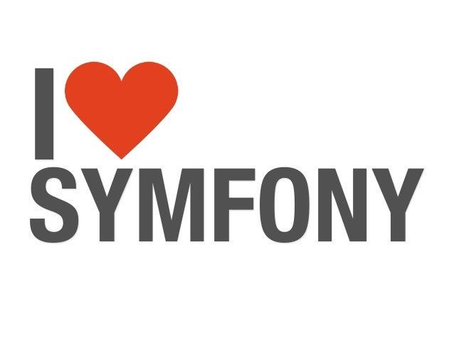 ISYMFONY