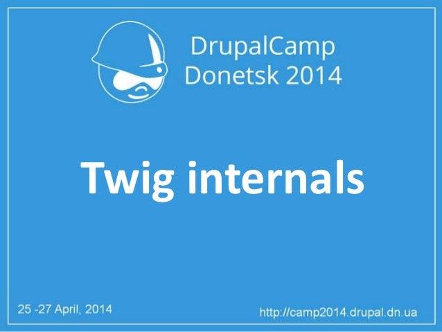 Twig internals