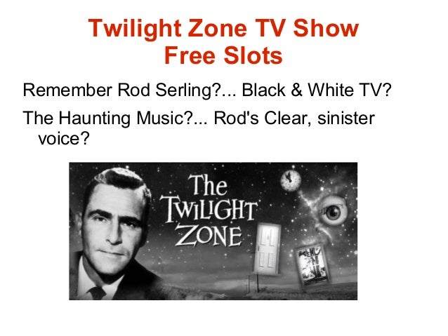 Twilight Zone Slot Machine - Online Slots Game By IGT