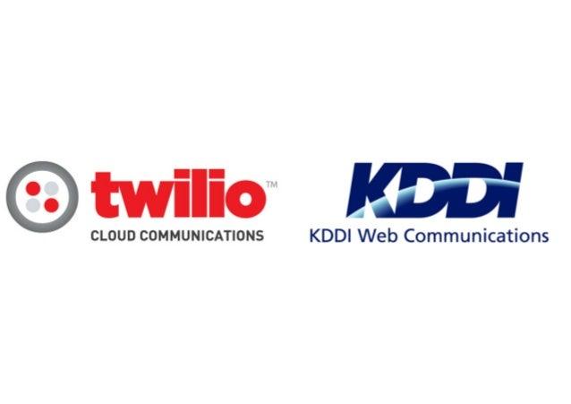 自己紹介 ! Twilio!for!KDDI!Web!Communica5ons ! RoR,PHP !  ! ! !  Twilio!API!  !  #twilioapistudy!