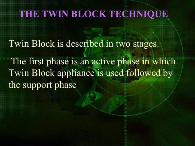 Sequence of trimming