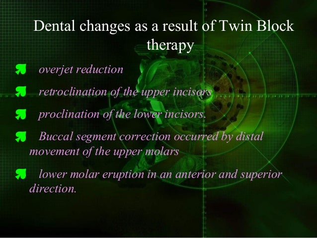 functional-appliance therapy can achieve correction of Class II malocclusion through the following factors: (1) dentoalveo...
