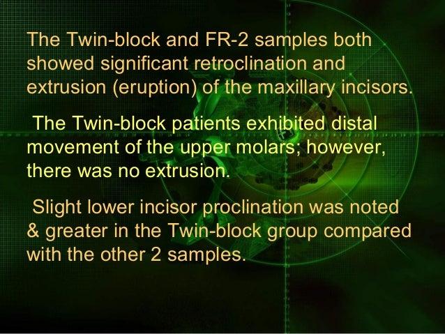Muscle response to the Twin-block appliance: An EMG stu Preeti Aggarwal, Kharbanda,, Rashmi Mathur,AJO 1999 An EMG study w...