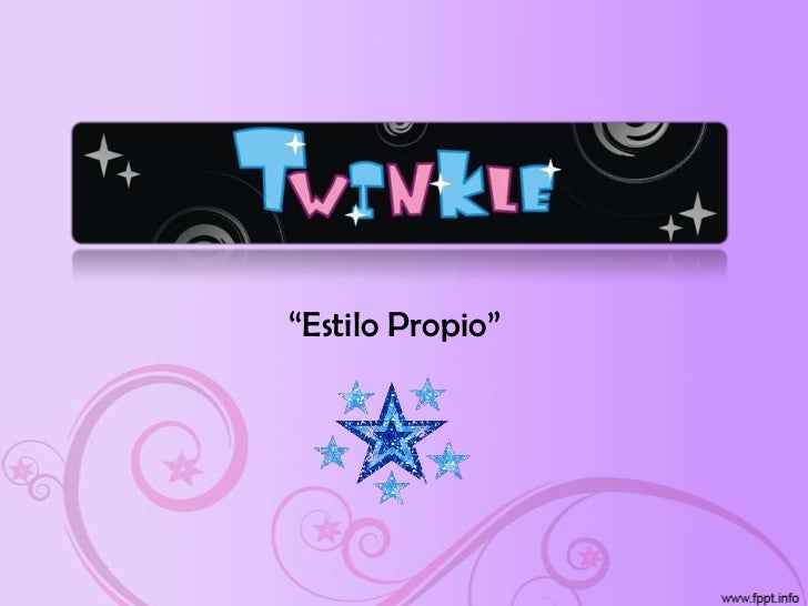"""""""Estilo Propio"""""""