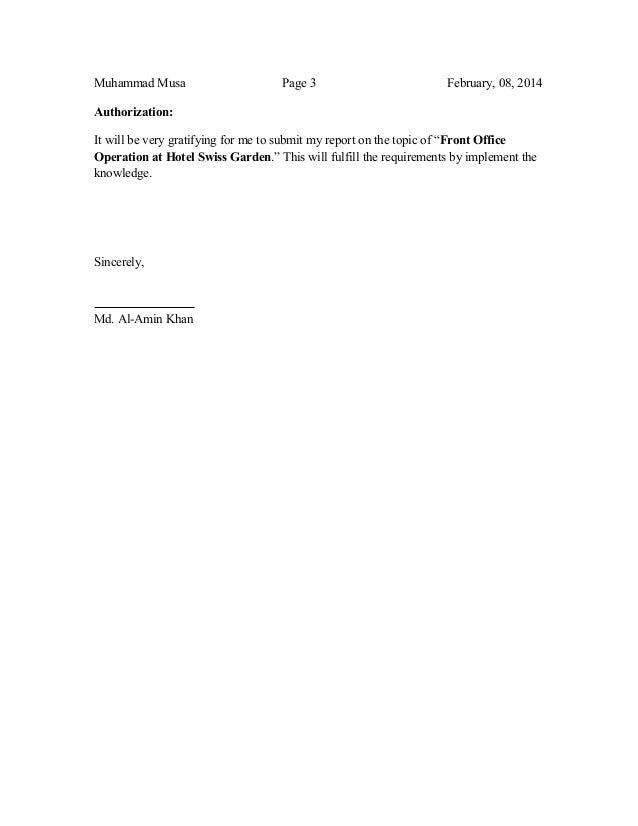 informal Proposal – Informal Proposal Format