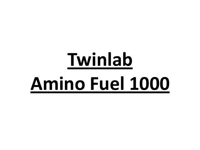 Twinlab Amino Fuel 1000