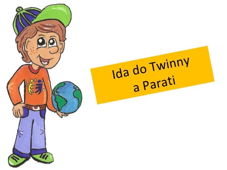 Ida do Twinny a Parati