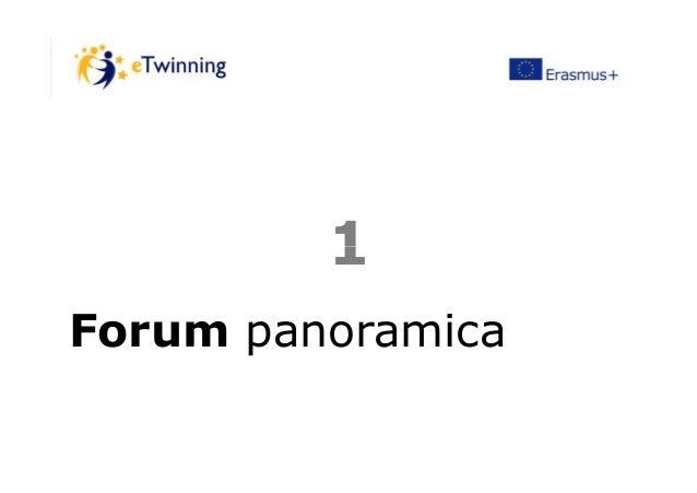 11 Forum panoramica