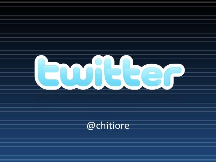 @chitiore