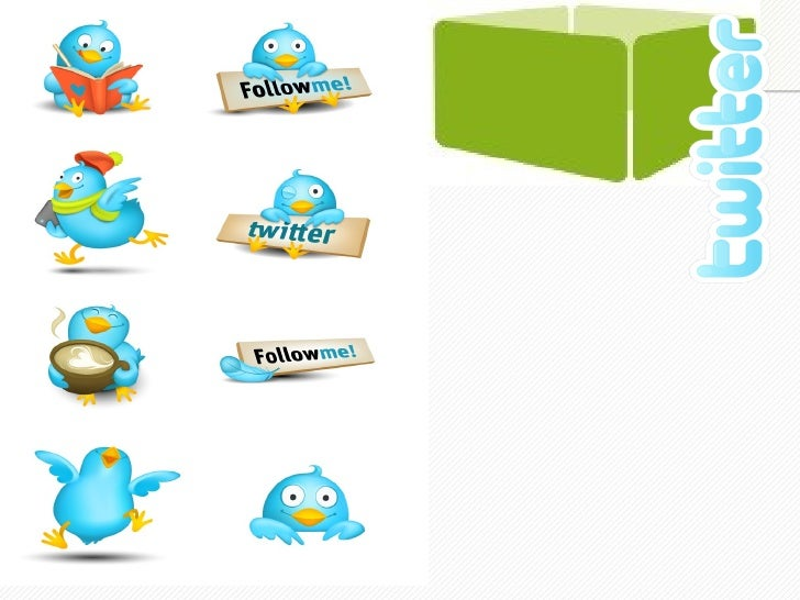 Índice➢  ¿Quéestwitter?➢  Términosmásusados➢  Las5fasesdeltwitter➢  Eltwittero/a➢  Losseguidores➢  Modasen...